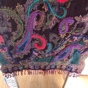 Accessories - Beautiful hand embroidered Indian tapestry